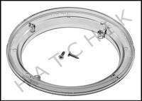 N1629 AQUASTAR ADJUSTABLE COLLAR H CLEAR CHOICE (FITS HAYWARD SUMP)