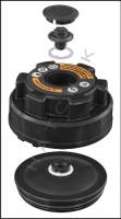 C1172 HAYWARD CLX200CA COVER & CAP ASSY W/O-RING FOR 200 SERIES