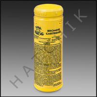 "C1217 SPA ""FROG"" BROMINE CARTRIDGE (2 X 12 PACK/CASE)"