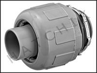 O1174 KAF-FLEX LIQUID TIGHT 3/4 STRAIT CONNECTOR