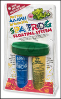 """C1220 SPA """"FROG"""" FLOATING SYSTEM (MINERAL & BROMINE CARTRIDGE)"""