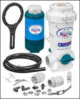 "C1228 POOL ""FROG"" OFF-LINE I/G PKG (FEEDER & MINERAL RESERVOIR)"