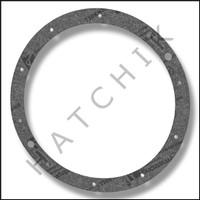 O1964 JACUZZI 13-0114-08-R NICHE GASKETS NICHE STAMPED GASKET (2-REQ)