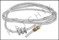 C1387 ROLA-CHEM #523252 COMP. HOSE ASSY, SILICONE FOR RC-25
