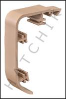 T1545 STEGMEIER 1NC3 REGULAR NOSE TAN CAP - TAN  (100/CS)
