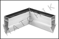 T1755 QUAKER EXPANSION JOINT 90 WHITE JOINT  COLOR: WHITE