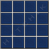 T4071 TILE - HM 306 HARMONY SERIES COLOR:COBALT BLUE 3X3