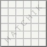 "T4244 TILE - HARMONY SERIES  HM-208 COLOR: WHITE 2"" X 2"""