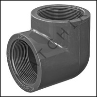 """U6420 ELBOW (90) SCHED 80 F X F 2"""" FPT X FPT   808-020"""