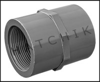 "U7315 FEMALE ADAPTOR SCH 80 1-1/2"" FPT X S"