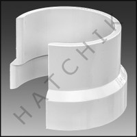 """U8687 SNAP FITTING 2"""" (SNAP ON SEAL)"""