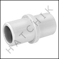 "U8723 PVC INSIDE PIPE COUPLING 1"""