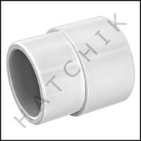 "U8730 PVC FTG EXTENDER 1-1/2"" TO 1-1/2"" PIPE OR 2"" SPIGOT"