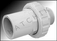 "V1762 HAYWARD SP14462S UNION CHECK VALVE  1-1/2""""  MPT X FS"