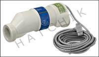 D3012 GOLDLINE GLX-CELL-15-25 TURBO CELL 25FT CABLE FOR AQUA LOGIC/RITE