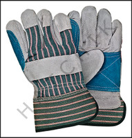 V7093 LEATHER PALM WORK GLOVES HEAVY DUTY HEAVY DUTY