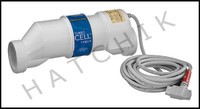 D3040 GOLDLINE T-CELL-9 25K TURBO CELL W/ 15' CABLE (USE W/D3002 CONTROL)