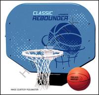 Y2011 POOLMASTER POOLSIDE BASKETBALL GAME  #72781