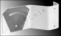 Y2222 DUNN-RITE SRH125 BENT STRUT/ RIGHT FOR SPLASH & SLAM