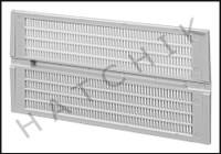 E1V51 HAYWARD AXV051ALG REAR SCREEN GRAY LIGHT GRAY  FOR NAVIGATOR