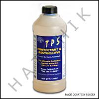 A3400 BIO-DEX TPS PROTECT & RESTR.18X1PT 18 pints to a case.  It is a coating designed to protect