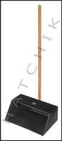 F5082 DUST PAN/METAL HOPPER W/ HANDLE