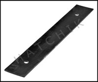 """G3054 DIVING BOARD - 18"""" RUBBER PAD MOUNTING PAD"""
