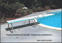 G3075 DIVING BOARD-U FRAME STAND 18 BOX OF 2