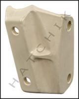 G4032 DURAFLEX SB404R ALUM RAIL BRKT BRACKET-PAINTED W/BOLTS (RIGHT)