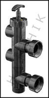 "H2305 JANDY SVLV8  2"" SLIDE VALVE FOR DEL SERIES FILTERS"