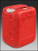 A6025 MURIATIC ACID 5 GAL CONT