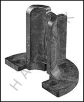 H3340 PAC-FAB #273064  POSITION BRACKET BRACKET