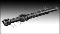 H3353 PAC-FAB #273099  VALVE HANDLE FOR BRASS SLIDE VALVE