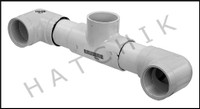 H4295 PIPING ASSY - UPPER INLET (TR-100C) (TR-100C)