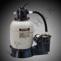 """H6163 HAYWARD S144T1540S 14""""""""FILTER W/VALVE AND 40 GPM"""