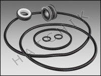 H8290 JACUZZI 24-0107-04-K MAGNUM PUMP SHAFT SEAL & O-RING KIT