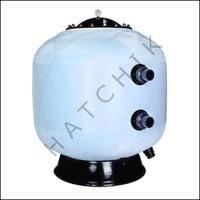 "H9520 ASTRAL 47"" SEMI-COMMERCIAL SAND FILTER - 3"" BULKHEAD"