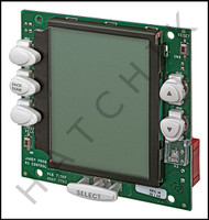 J5931 JANDY #R0550700 PCB SUB ASSEMBLY W/WHITE BUTTONS & LCD