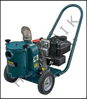 K1045 ITT MARLOW 3-1/2HP GAS POWERED VAC PUMP MODEL 2AF1-B #1CA007