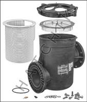 K3735 PENTAIR HAIR & LINT POT W/CAM & RAMP LID & BASKET #340013 (EQ)