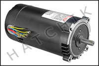 K5009 MOTOR - KEYED SHAFT 2 HP 3 PH AO SMITH  K3202