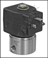 """A2303 1/4"""" CO2 SOLENOID VALVE 71215SN1MNOONOD100P3"""
