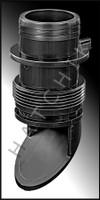 L1004G AMERICAN 850026 DIVERTER   VAL-PAK VARI-FLOW, FOR SKIMMER     V38-100
