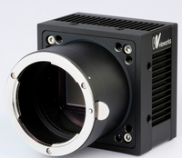 VA-1MC-M/C120AO-CM, 1MP, 1024 x 1024, 125 fps, CCD, camera link digital camera, C-mount