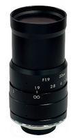LM50-IR-F, 50.0mm, 43.2mm, Large-format Megapixel Lens, NIR, F-mount, F/1.9IR