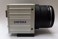 Lynx IPX-4M15 GigE mono, F-mount digital camera w/ power supply - DEMO SALE