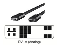 Clarity UHD Cable adaptors, CLA-CBL-USBDVI