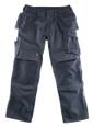 Mascot Bremen Tool Pocket Trousers In Dark Navy Blue
