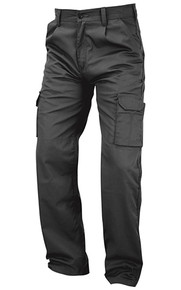 Best Selling Multi Functional Combat Style Trouser - Graphite Grey