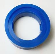 "P&E Butterfly Valve Seat 1-1/2"" Blue SILICONE DN35"